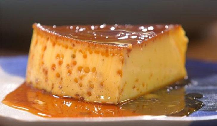 Crème renversée inratable délicieuse et facile