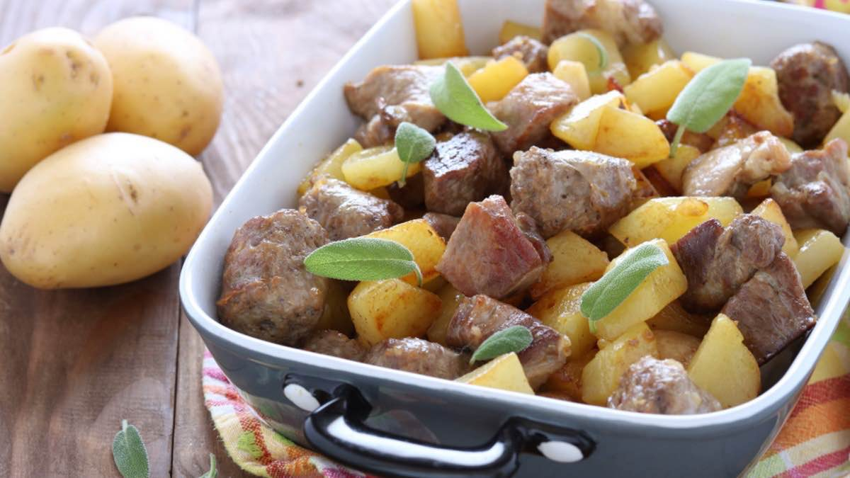 Recette filet mignon aux pommes de terre facile