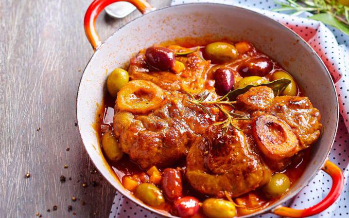Osso bucco aux olives recette facile à préparer