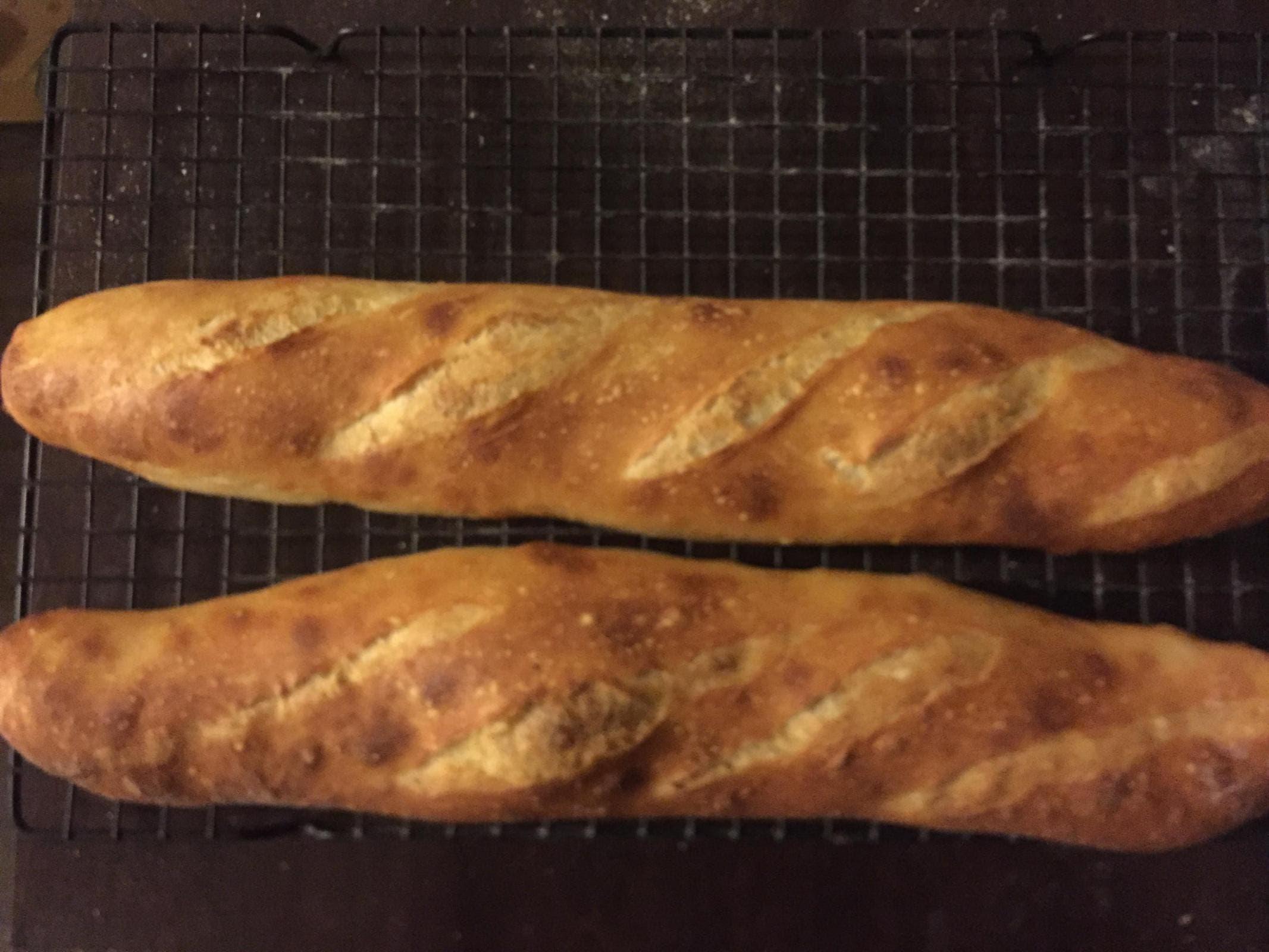 Voici comment redonner du croustillant à vos pains rassis