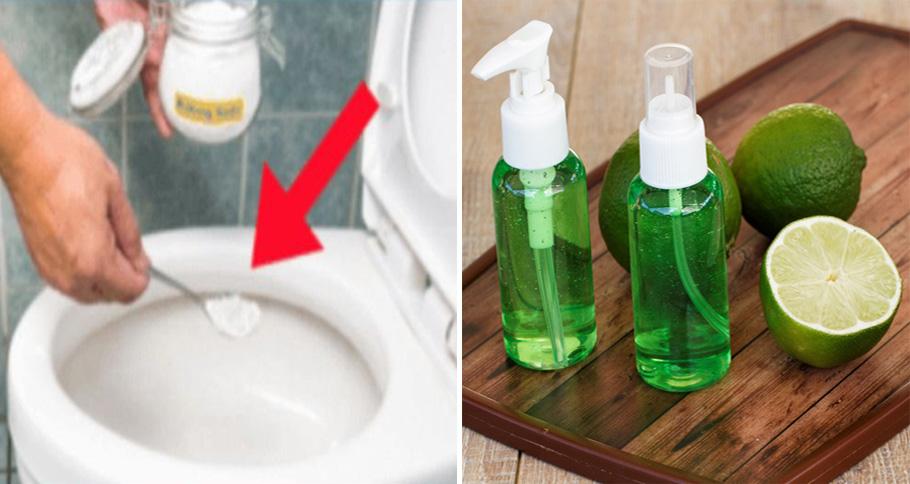 Voici comment fabriquer naturellement votre propre désodorisant toilette