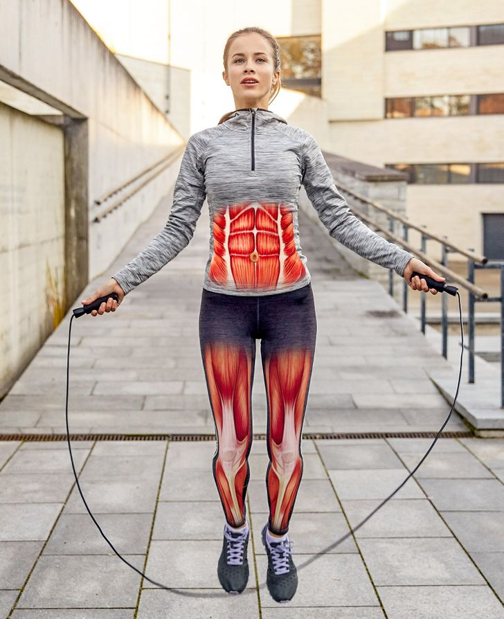6 Exercices qui transformeront totalement ton corps en 30 jours