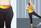 Exercices pour dessiner les hanches et réduire le tour de taille