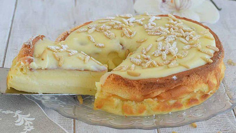 Gâteau magique de grand-mère recette facile